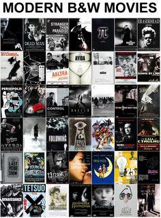 Guia de filmes - filmes modernos(Movie guide - modern bew movies)