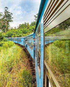 Kandy to Ella Train   Sri Lanka