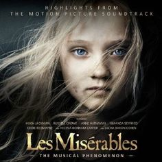 The soundtrack to the film adaptation of the successful stage musical based on Victor Hugo's classic novel set in 19th century France, in which a paroled prisoner named Jean Valjean seeks redemption.