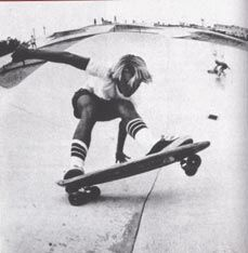 Jay Adams #skateboarder #1970's #pools #longboarding #skateboarding