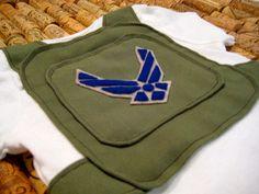 U.S. Air Force Onesie.