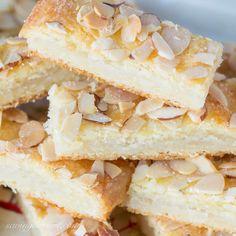 Almond Butter Sticks - Saving Room for Dessert