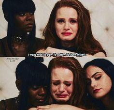 Cheryl deserves so much better