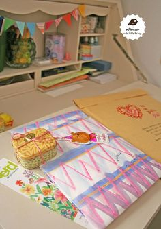 Milanesa cute little things by milanesa cute little things, via Flickr cute stationery