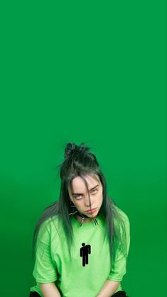 Billie Eilish Pirate Baird O'Connell(born December is an American singer and songwriter. Born and raised in Highland Park, Los Angeles. Billie Eilish, Celebs, Celebrities, My King, Female, My Love, Pretty, Beautiful, Style