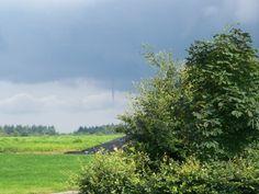 Weerstation Leeuwarden - Ingezonden weerfoto's - Windhoos
