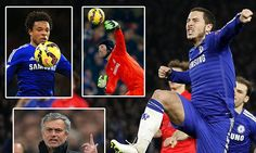 Five things Mourinho must do to avoid disaster and seal the title #DailyMail