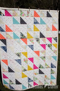 Sometimes Crafter // AGF Stitched Blithe Quilt