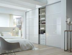 Raffito schuifdeuren komen in elke ruimte tot hun recht. In uw slaapkamer, woonkamer, kantoor, kinderkamer, keuken, onder een schuin dak of als scheidingswand. Eerste klas kwaliteit voor vele toepassingen.