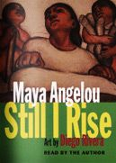The prolific,inspiring Dr Maya Angelou.