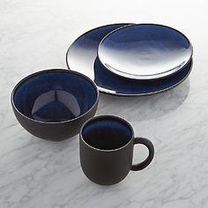 Jars Tourron Blue 4-Piece Place Setting#LGLimitlessDesign & #Contest