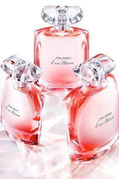 Shiseido-Ever Bloom-Marie Mimran