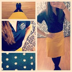 OOTD | #workflow @pluckypicaroon @thedressdare #thedressdare #work #highereducation #university