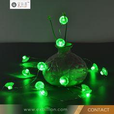 Colorful Novelty Design Led Christmas Fairy Duck Shape String Lights for Home Décor