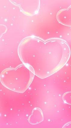 Pink Wallpaper Iphone, Glitter Wallpaper, Heart Wallpaper, Trendy Wallpaper, Cute Wallpaper Backgrounds, Love Wallpaper, Cellphone Wallpaper, Pretty Wallpapers, Pattern Wallpaper