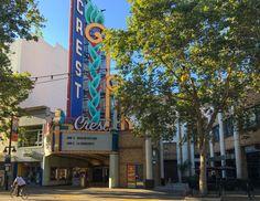 Sacramento's Haunted Crest Theater / Karen McCann / EnjoyLivingAbroad.com