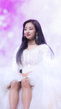 Korean K Pop, Korean Girl, Nayeon, Kpop Girl Groups, Kpop Girls, Leader Twice, Twice Photoshoot, Park Ji Soo, Feel Like Crying