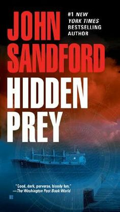 Hidden Prey (Lucas Davenport, No. 15)/John Sandford
