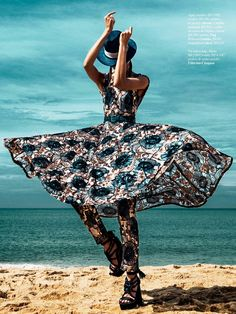 Marie Claire Brazil August 2014 | Marcelia Freesz by Fabio Bartelt [Editorial]
