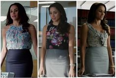 Rachel Zane suits, designer dresses have launched 3 style tips for you to follow. Check them out and look glamorous.