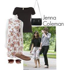 Jenna Coleman - Polyvore