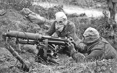 WWI Mustard Gas | World War One