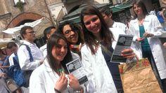 facce da #italy4science a Pavia