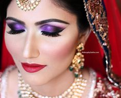 Makeup by saleha abbasi