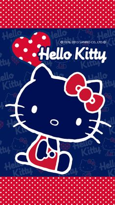 Hello Kitty Themes, Hello Kitty Pictures, Mickey Mouse Wallpaper, Cartoon Wallpaper, Wallpaper Stickers, Hello Kitty Wallpaper Hd, Dreamcatcher Wallpaper, Hello Sanrio, Hello Kitty Tattoos