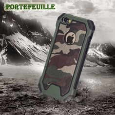 Find More Fitted Cases Information about Portefeuille For iPhone 5S Case Defender Shockproof Armor Hybrid Rugged Camouflage Cases Cover for iPhone 5 SE Accessories capa,High Quality Fitted Cases from Neuss Store on Aliexpress.com