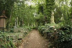 Description Highgate Cemetery East.JPG