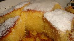 Cake Recipes, Dessert Recipes, Desserts, Greek Sweets, Good Food, Yummy Food, Greek Recipes, Yummy Cakes, Food And Drink