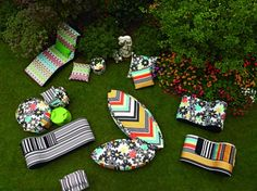 Be inspired by the latest Missoni Home collection
