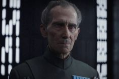 Governor Tarkin in Rogue One Star Wars I, Star Wars Characters, Fictional Characters, Long Time Ago, Rogues, Behind The Scenes, Empire, Sci Fi, Harry Potter