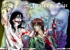 homicidal liu and jeff the killer   Fan Jeff the killer Liu by Ashiva-K-I