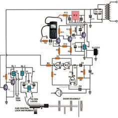 Operational Amplifier, Speaker, Audio, Bridge Rectifier