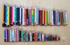 pencil collection!
