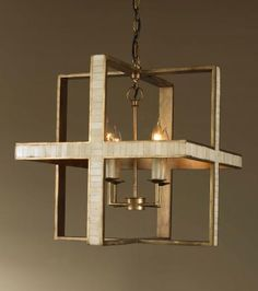 Hanover Chandelier | dining area