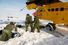 In Pictures: Canadian Forces Busy in the Arctic