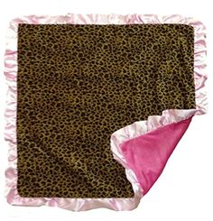 Carstens Baby Blanket Leopard 34 x 34 >>> Want additional info? Click on the image.-It is an affiliate link to Amazon. #Sofa