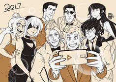 GOTY 2017: Link (The Legend of Zelda:Breath of the Wild), William (Nioh), Protagonist (Persona 5), Kat (Gravity Rush), 2B (Nier: Automata), Kazuma Kiryu and Goro Majima (Yakuza 0) & Velvet Crowe (Tales of Berseria). Good Luck, Everyone!!