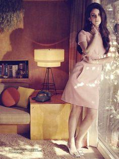 Lana Del Rey style 2012