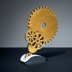 Kyle Bean: The New Industrial Revolution Models created for a feature article in Wired (UK). Photography: Sam Hofman