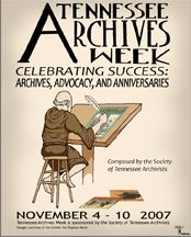 Archives Week 2007