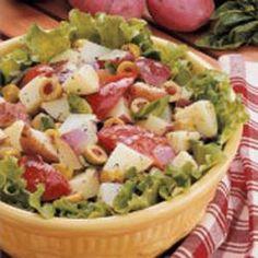 Italian Potato Salad Recipe on Yummly