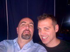 quello bello è Ottavio Belli, quello grasso sono io http://www.darus.it
