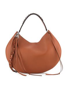 Fortune+Leather+Hobo+Bag+by+Loewe+at+Neiman+Marcus.