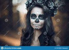 dia de los muertos la catrina – Google Søk Halloween Face Makeup, Google, La Catrina, Day Of The Dead, One Day