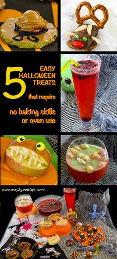 Unreal Candy just in time for Halloween Halloween Crafts Recipes - halloween party treats ideas