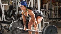 Ashley Horner's Glutes Workout: Maximum Maximus She's good